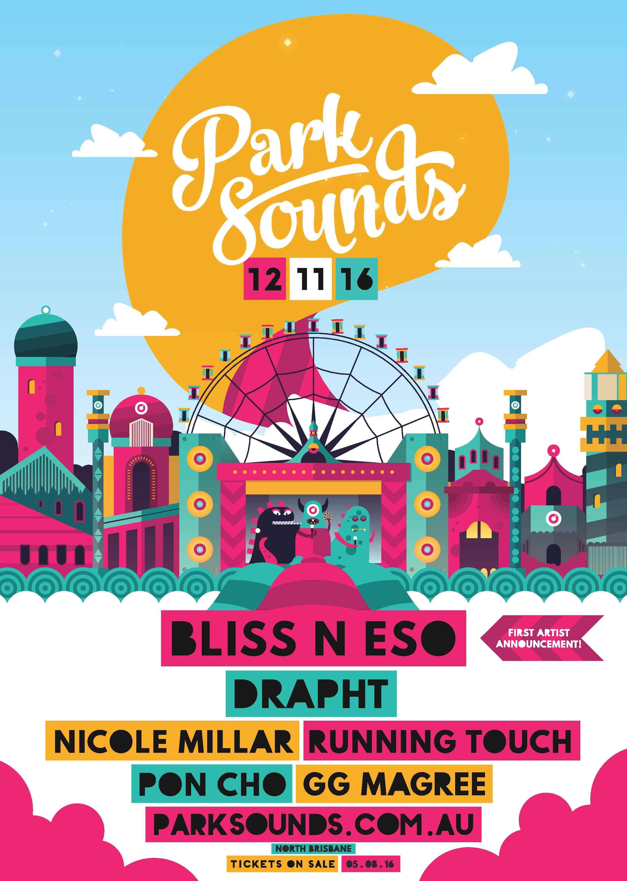 Image result for australian music festivals poster | random