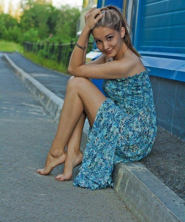 самые красивые русские девчата соцсети классная