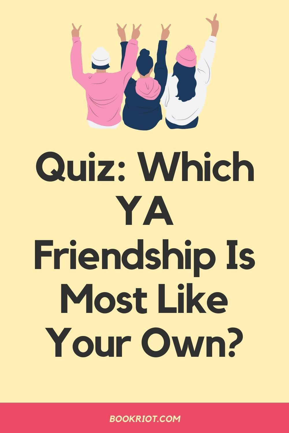 Quiz Which Ya Friendship Is Most Like Your Own Quiz Friendship Inspirational Books