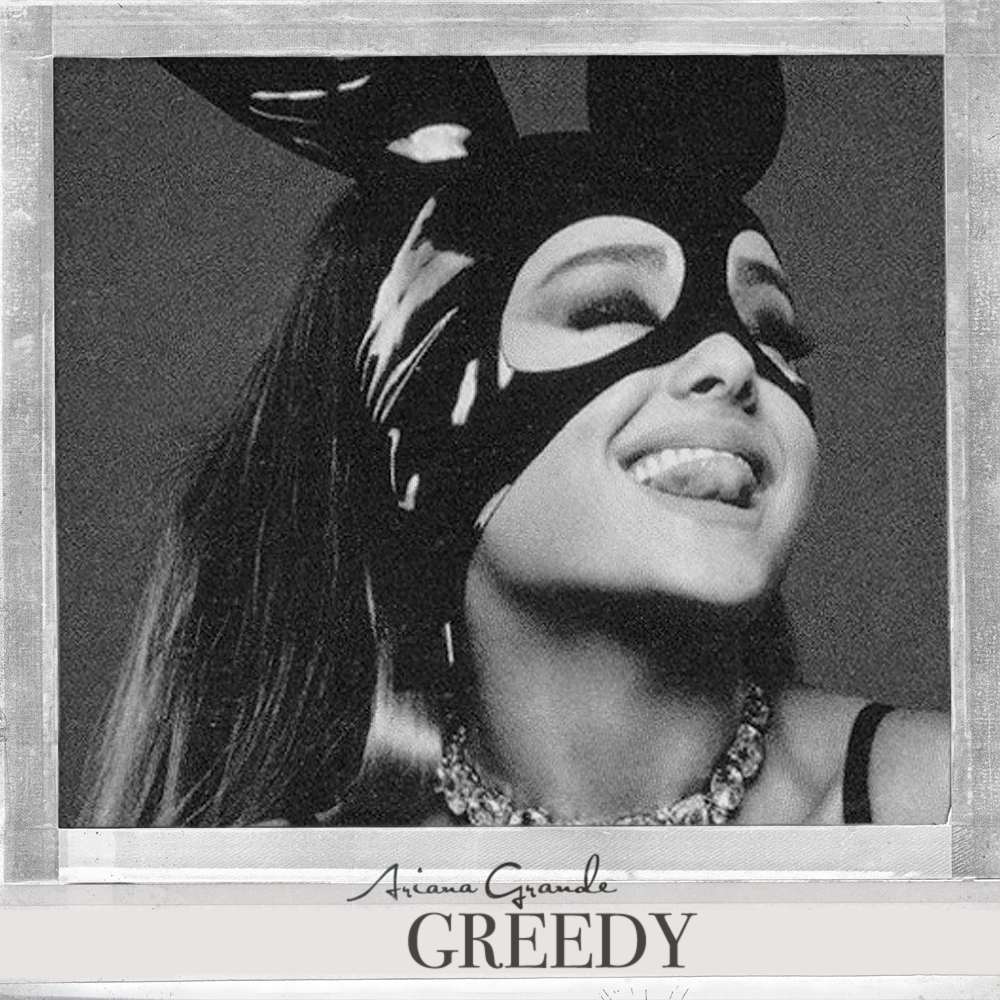 Ariana Grande - Greedy (Acapellas download) | Studio Acapellas in