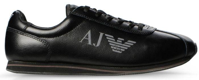 Armani Jeans Zapatillas Hombre Armani Negras Zapatillas Hombre Zapatillas Armani Zapatillas