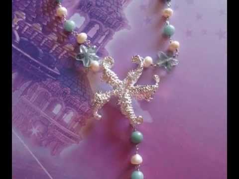 gioielli artigianali realizzati a mano. Pezzi unici , non di marca ma di Qualità...