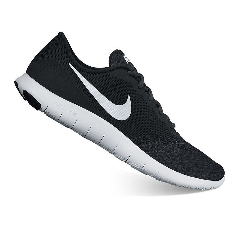 premium selection 8c85f d4d2e Nike Flex Contact Men s Running Shoes, Black