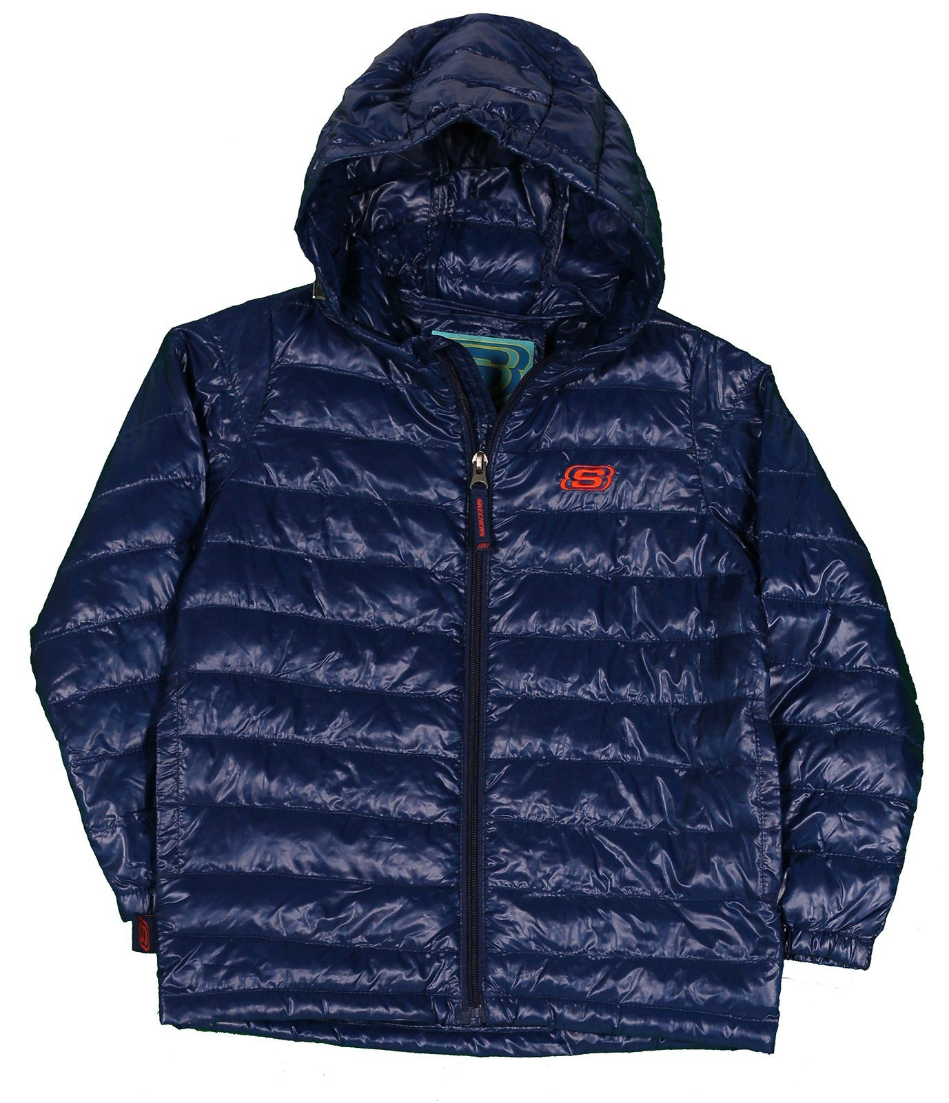 Skechers Little Boys Lightweight Hooded Puffer Jacket With Down Blend Fill Navy 5 6 Hooded Quilted Puffer Jack Jackets Quilted Puffer Jacket Puffer Jackets [ 1600 x 1377 Pixel ]