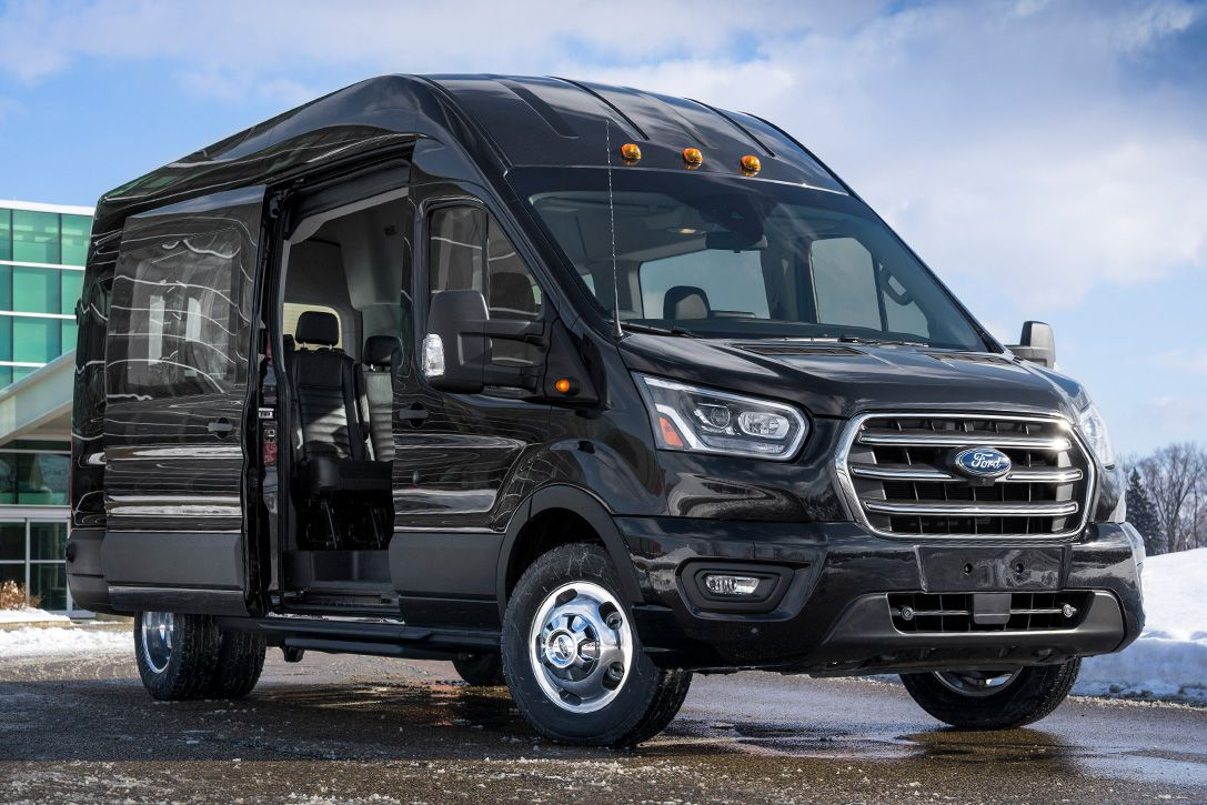 New 2020 Ford Transit Van Is Here With A Ranger Raptor Turbo