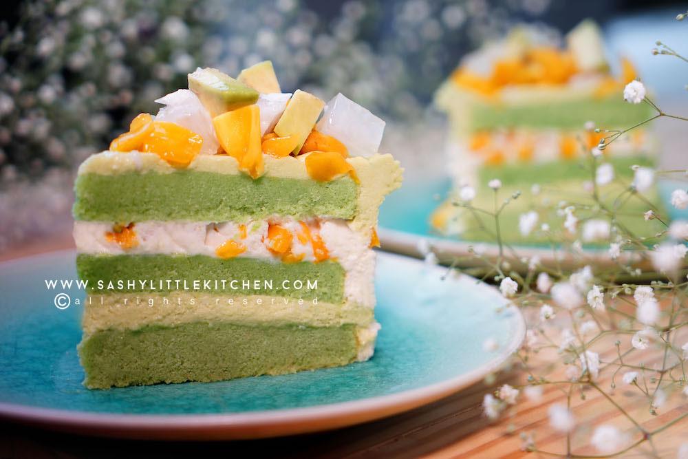 Es Teler Cake Di 2020 Resep Makanan Penutup Hidangan Penutup Makanan