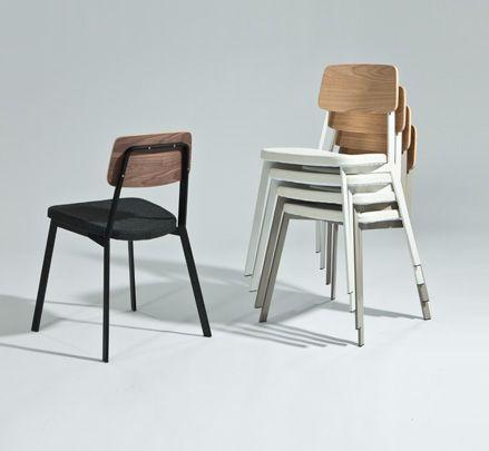 stackable restaurant chairs best chair for reading sprint formgivningsprocessen stapelbara stol