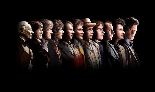 BBC One Will Air A 50 Years Of Doctor Who Trailer Tonight (The trailer will air at approximately 8.20pm BST on BBC One on Saturday 19th October). Unfortunately,  this trailer does not include any actual footage of the 50th anniversary episode.