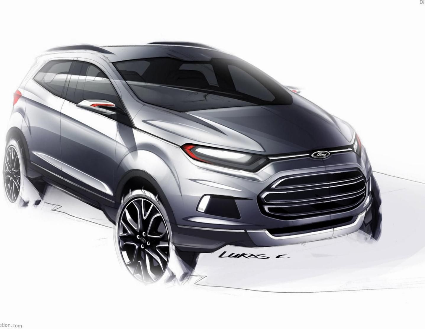 Ford ecosport photos and specs photo ford ecosport specs and 26 perfect photos of ford ecosport