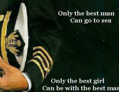 Top Ten 10 Reasons For Loving A Merchant Marine Officer