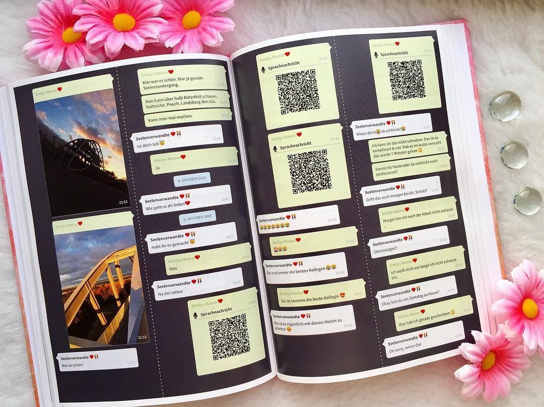 Dein Whatsapp Chat Als Buch Oder Pdf Buch Drucken Bucher Whatsapp Chat Drucken