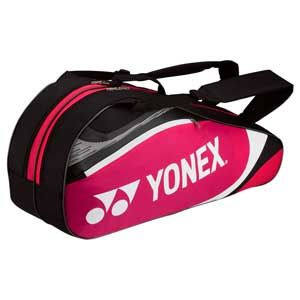 Yonex Sunr 7326g Bt6 Badminton Kit Bag Magenta Size 76 X 22 X 34 Cm Buy Online On Sportsjam In Badminton Kit Yonex Badminton