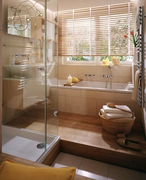 Vorher-Nachher: Neue Raumaufteilung Fürs Badezimmer