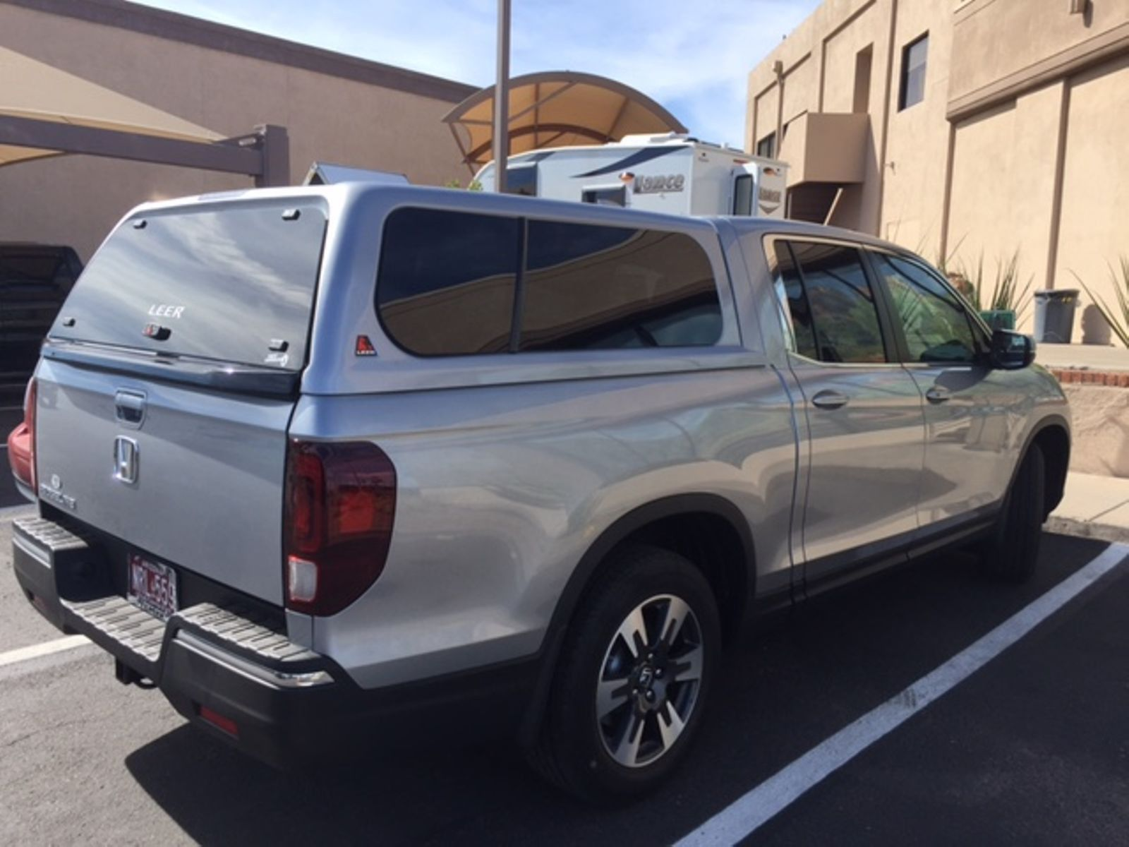 Honda Ridgeline Camper Shell 2019 Specs and Features