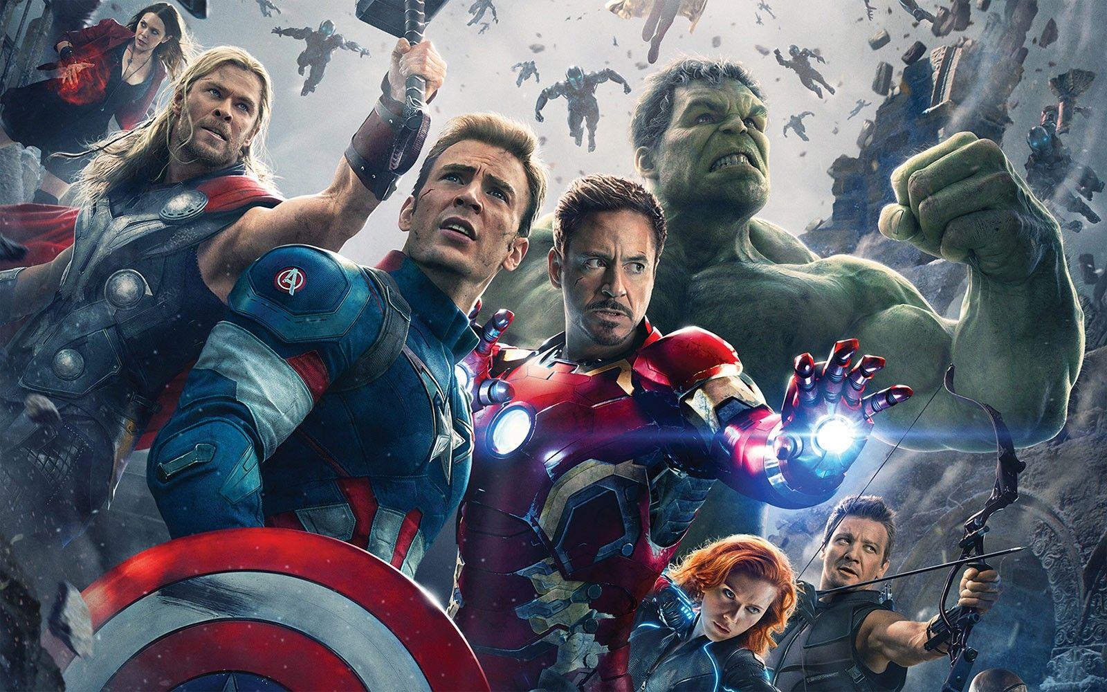 Avengers Pinterest: Avengers Age Of Ultron Wallpapers