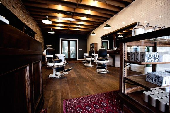 barber shop interior design w580 barber shop design ideas 2 300x200 barber - Barber Shop Design Ideas