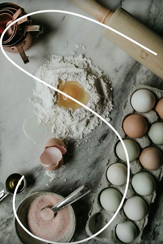 Photo of Composition rules | Learn photo styling | S curve in food photography