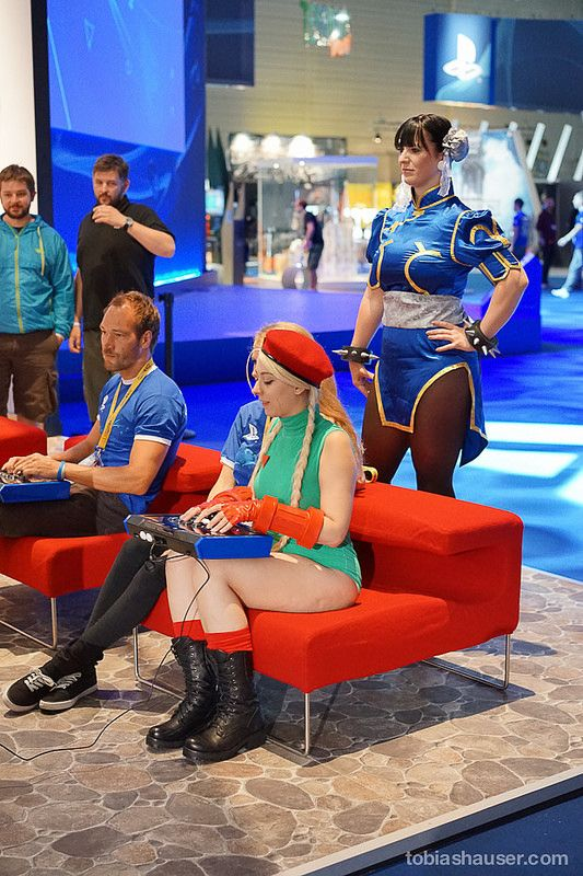 Gamescom 2015   by tohamr