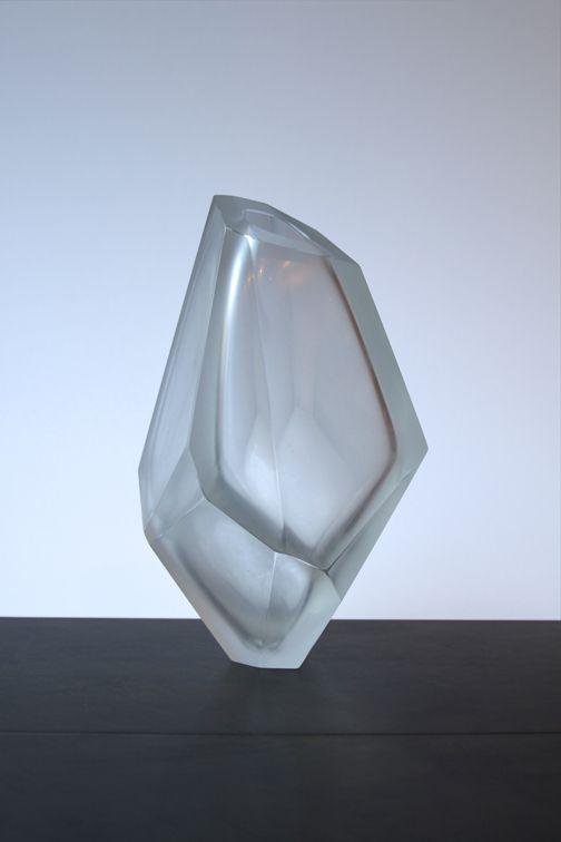 Facet vase by Thaddeus Wolfe