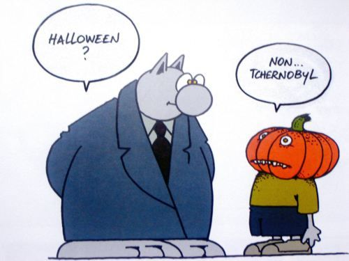 blague drole halloween