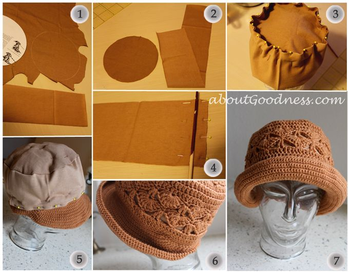 free CROCHET CLOCHE HAT pattern I soo have to find a cheap outlet for soft leather, suede, and moccasin soles. SIGH.....