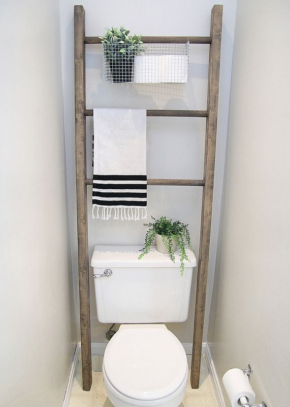 Photo of $100 Room Challenge: Week 4 – Bathroom Makeover Reveal – ELIZABETH JOAN DESIGNS
