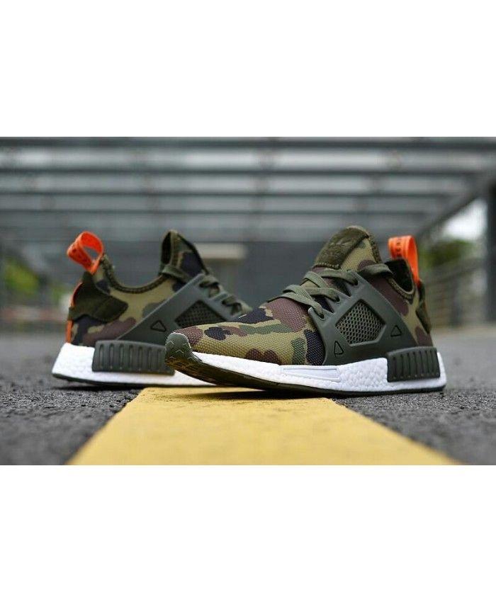 adidas shoes nmd xr1 dark green
