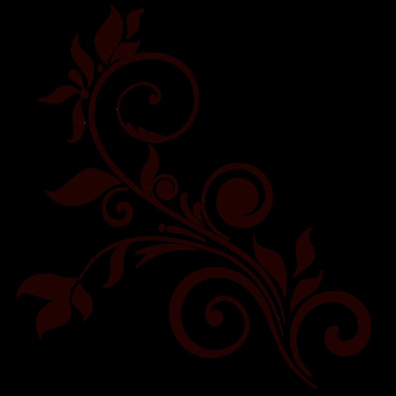 Картинка с узором на белом фоне, старые