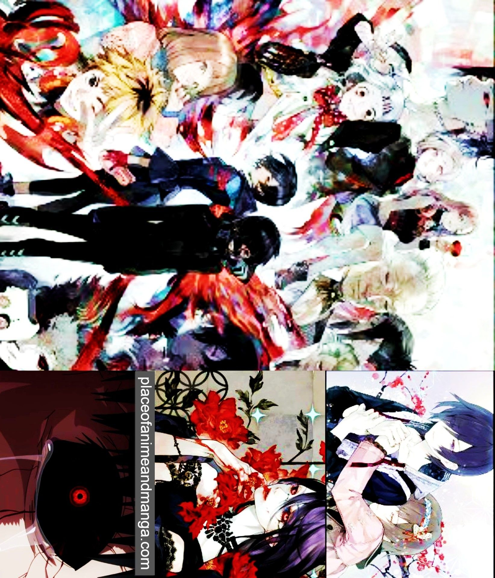 Anime Review, Summary, Synopsis Tokyo Ghoul 東京喰種トーキョーグール