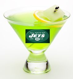 new york jets drinks images - Google Search