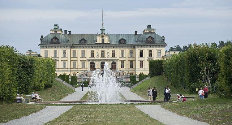 Drottningholm Palace - Exterior (Image Credits: Gomer Swahn and Kungl Hovstaterna)