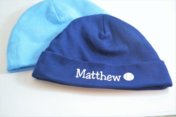 bb4951f0bc3 Personalized Baby Hat