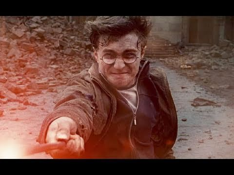 Harry Potter And The Deathly Hallows Part 2 Trailer Official Hd Deathly Hallows Part 2 Harry Potter Characters Harry Potter