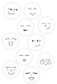 image result for cartoon angel faces how to draw projects to try