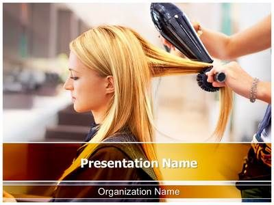 Hair Salon Powerpoint Template Is One Of The Best Powerpoint