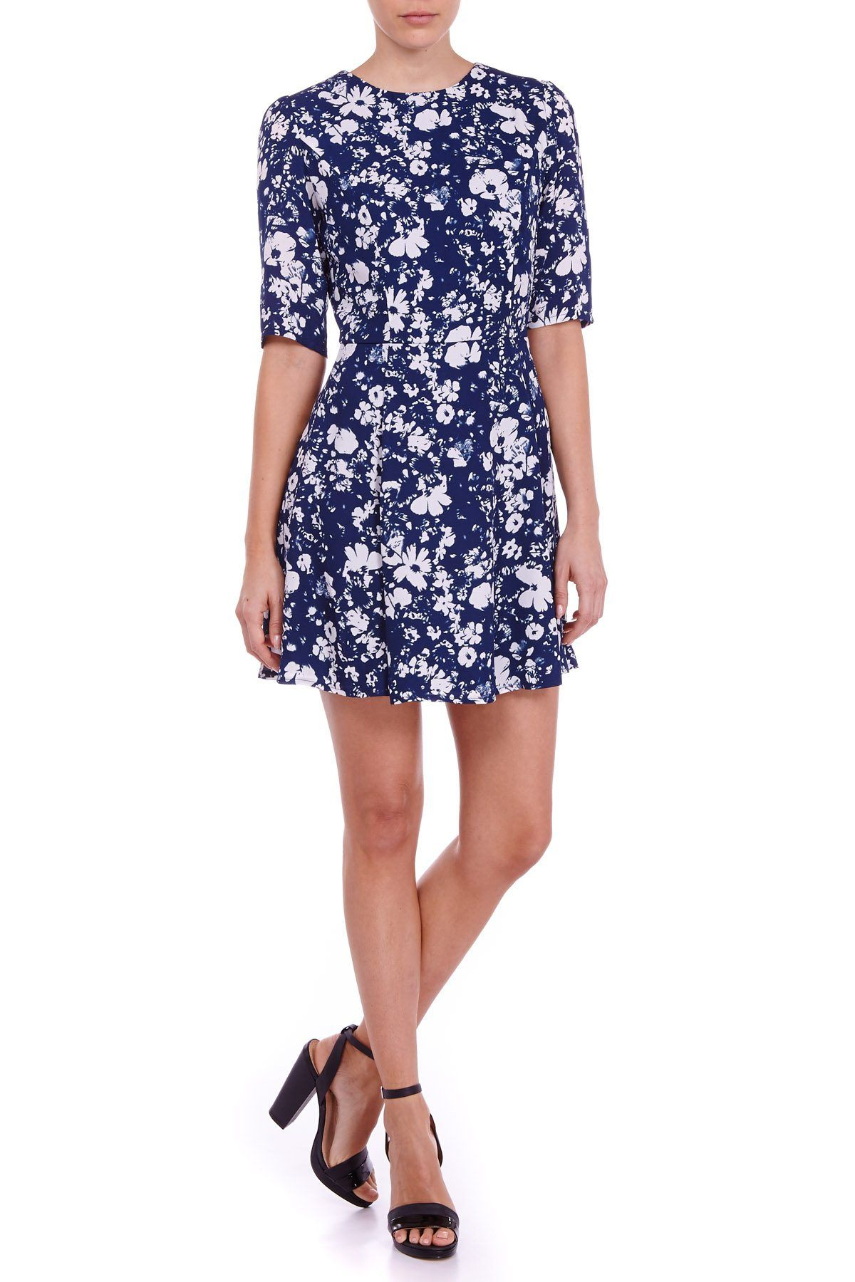 Poppy Lux Colette Dress - Sugarhill Boutique