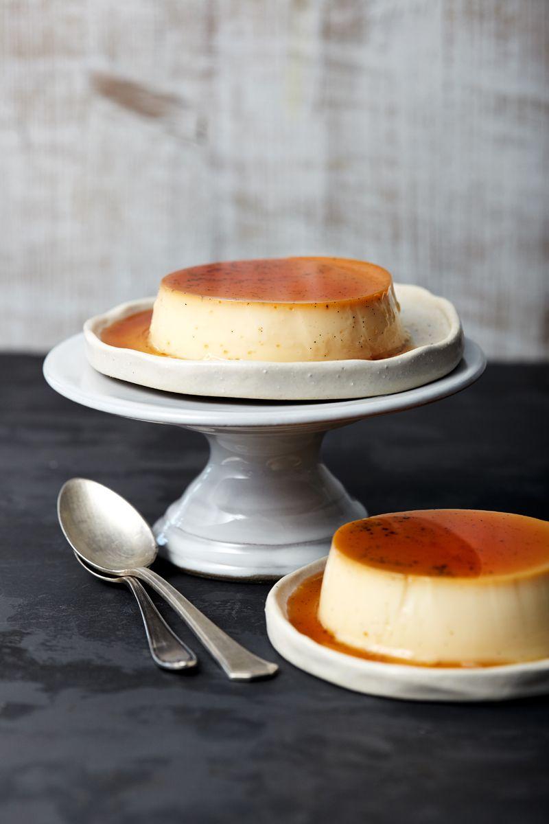 Crème Caramel | Rezept | Karamell, Desserts und Nachtische