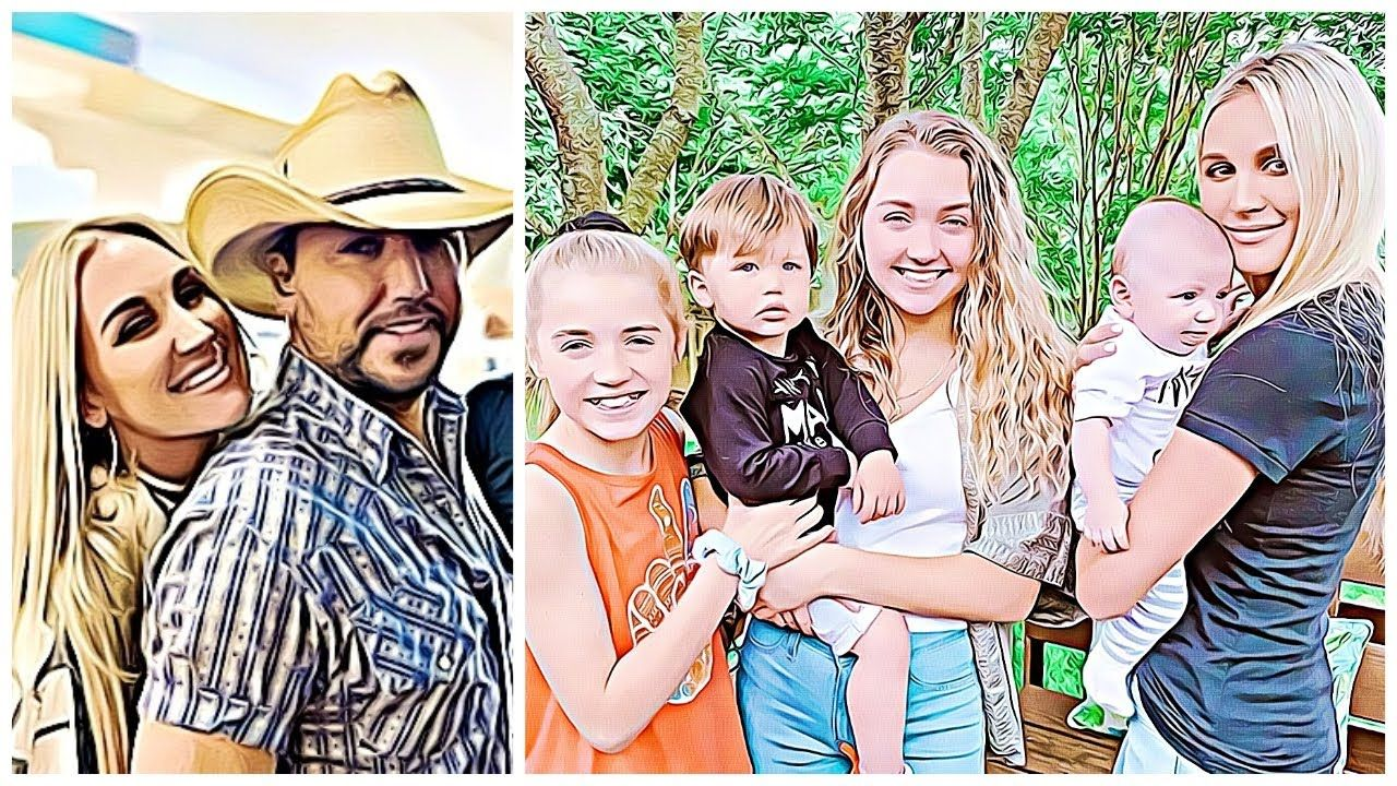 Jason Aldean's Family Journey (Video) in 2020 (With images