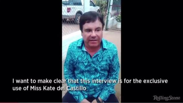 La Entrevista Que Joaquín 'El Chapo' Guzmán Dio A La Revista Rolling Stone #Video