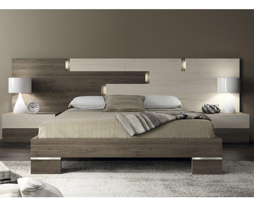 Composici n de dormitorio moderno 74 bed in 2019 for Moderno furniture