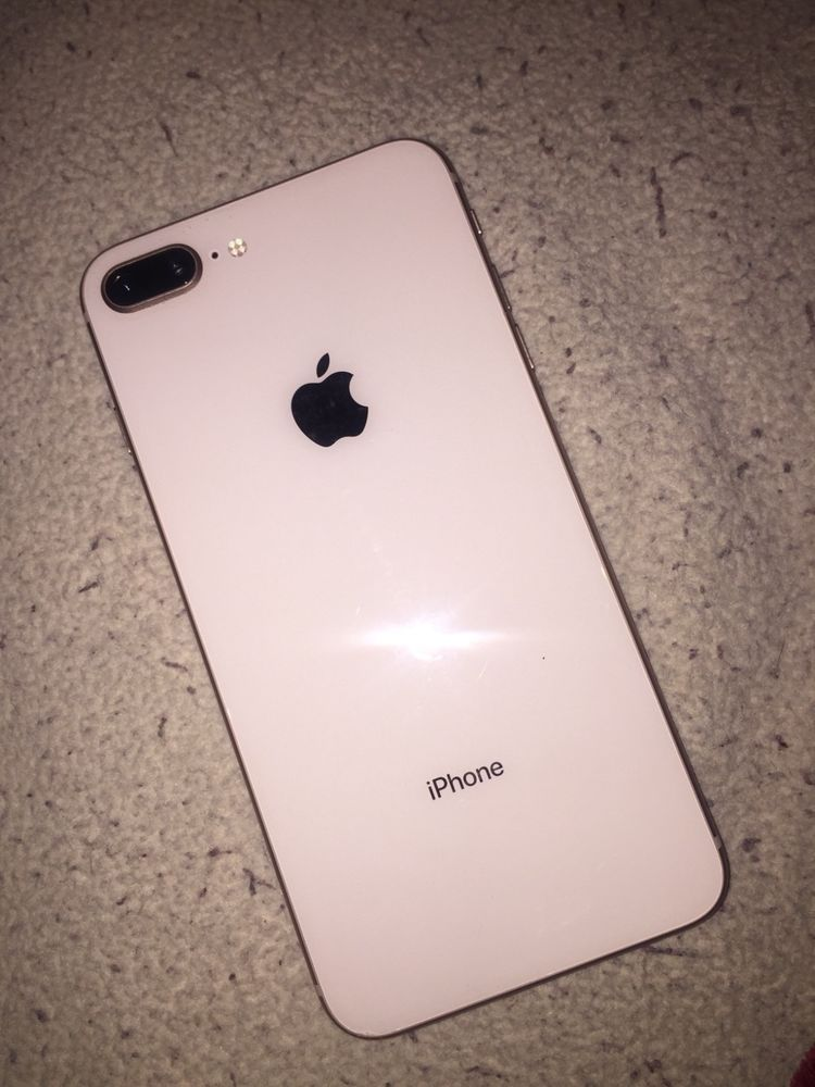 Apple Iphone 8 Plus 64gb Gold At T A1897 Gsm Acessorios Iphone Capas Para Iphone 6s Iphone 8 Plus Capinhas
