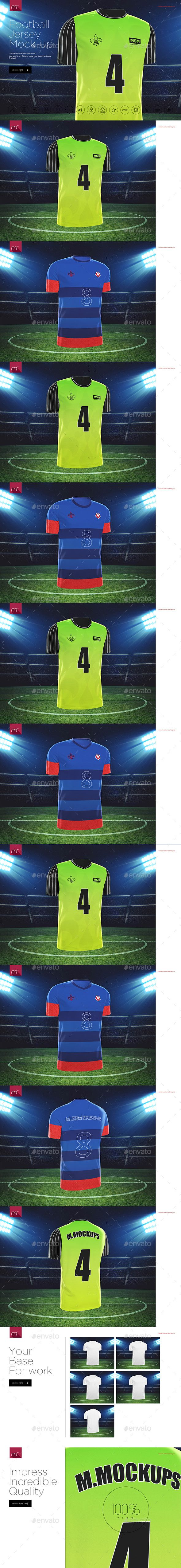 Download Football Jersey Mock Up Clothing Mockup Mockup Design Mockup