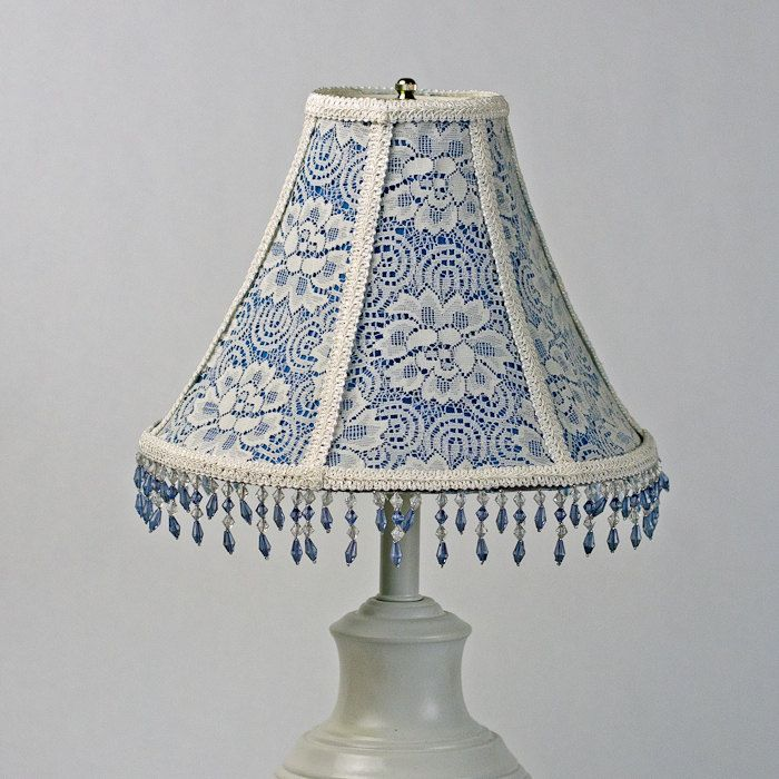 Lamp shades blue on lace lamp shade blue lamp shade victorian lamp shades blue on lace lamp shade blue lamp shade victorian lampshade vintage mozeypictures Gallery