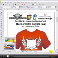 Corel Draw Tutorials Corel Draw Tutorials For Beginners Corel Draw Tutorial Airbrush T Shirts Coral Draw