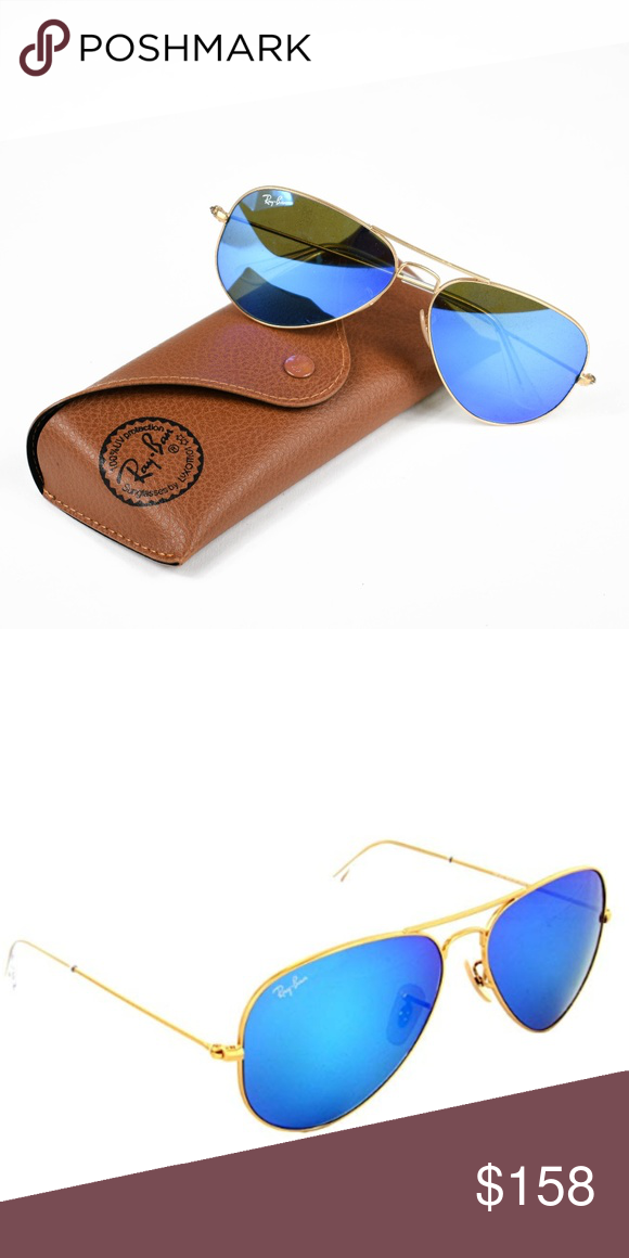 a83270a75a Ray-Ban RB3025 112 17 Aviator Sunglasses Ray-Ban RB3025 112 17 ...