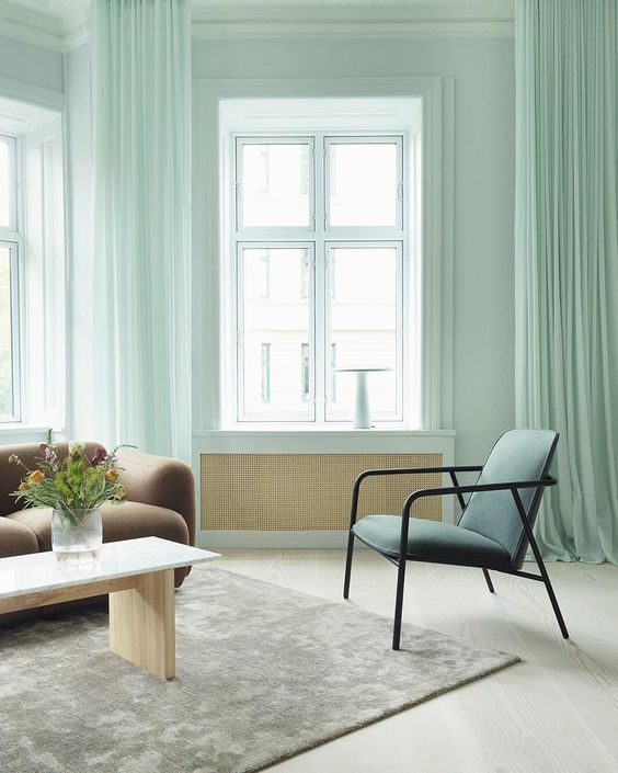 Dunn-Edwards 2020 Color Of The Year Minty Fresh (DE5687