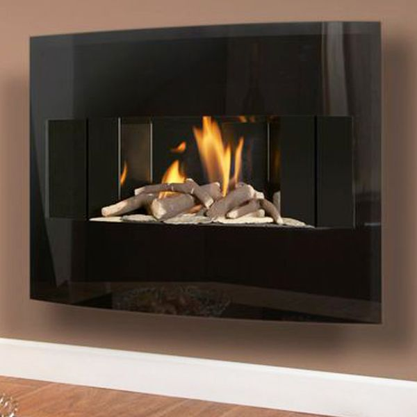 Flavel Castelle Slimline Wall Mounted Gas Fire Fires Bungalow Ideas Mount