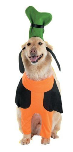 Disney Pet Costume Goofy Yessss Pet Costumes Disney Pet
