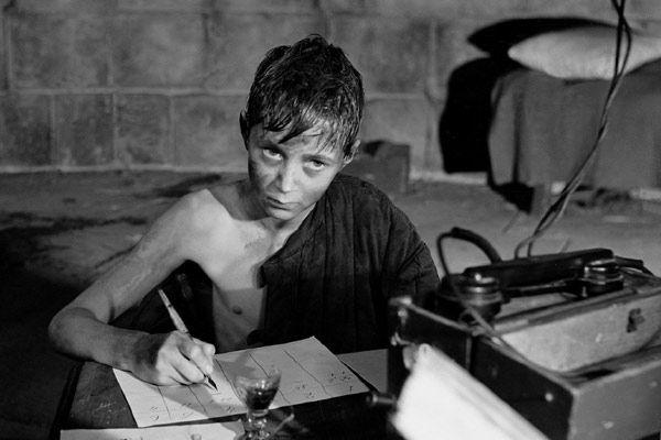La infancia de Iván, Andrei Tarkovsky 1962.