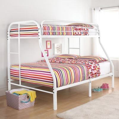 Twin/Full Metal Bunk Bed Frame - Sears | Sears Canada | Home ...